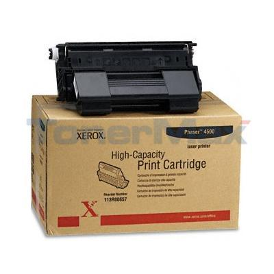 XEROX PHASER 4500 PRINT CARTRIDGE 18K